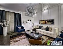 新古典140平低调奢华三居室